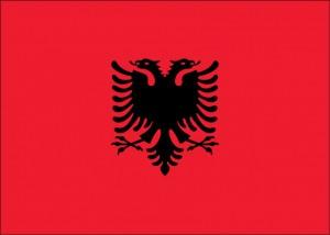 Albania Flag image