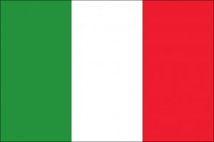 Italy Flag image