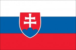 Slovak Republic Flag Image